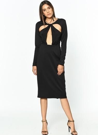Gırl In Mınd Abiye Elbise Siyah